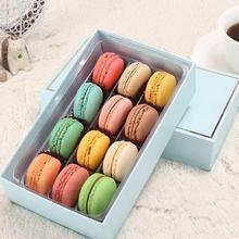 甜蜜味道# 艾菲勒 正宗法式手工马卡龙西式甜点 12枚 19.9元包邮(29.9-10券)
