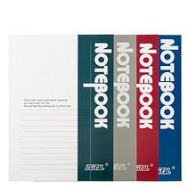 办公必备# 强林 软抄本笔记本 30页*10本 5.5元包邮(8.5-3券)