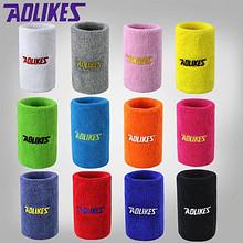 AOLIKES 奥力克斯 篮球网球四季加长运动护腕 3.9元包邮(8.9-5-券)