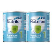 Nutrilon 诺优能 铁罐牛栏奶粉 1段 800g*2罐 149元包邮(买1送1)