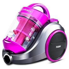 静音优品# 海尔 家用强力吸尘器 1200w 259元包邮(299-40券)