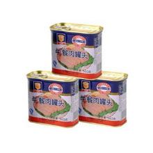 经典老牌# 梅林 午餐肉罐头 方形340g*3罐 30元包邮