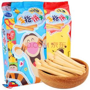 滨崎 迪士尼 牛奶味手指饼干 100g 折1.99元(19.9,19.9买10)