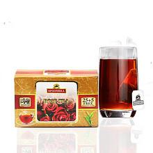 spoonbill 锡兰英式玫瑰红茶包 60g 25元包邮(40-15券)