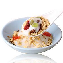 哈贝斯 水果坚果即食营养混合低脂燕麦片 1kg 28元包邮(88-60券)