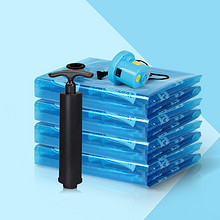 太力 真空压缩袋 4个袋子1个手泵 19.9元包邮(29.9-10券)