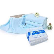 Babywalz 竹纤维婴儿浴巾礼盒装 14.9元包邮(19.9-5券)
