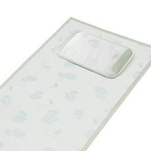 凉而不冰# 欧孕 新生婴儿小凉席+送枕头 49元包邮(79-30券)