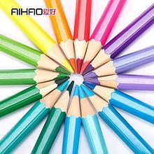 小小画家# 爱好 彩色铅笔 12色 4.9元包邮(9.9-5券)
