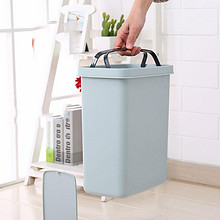 佳亮 按压塑料垃圾桶+送桌面垃圾桶 16.9元包邮(21.9-5券)