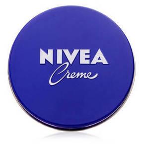 妮维雅(NIVEA) 经典蓝罐润肤霜 29.9元