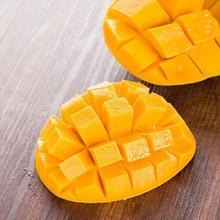 香甜嫩滑# 越南进口 新鲜青芒果5斤 24.9元包邮