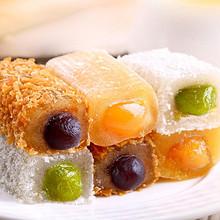 前1分钟# 百草味 夹心麻薯 210g*3袋 0点 折19.9元(24.9返5元)