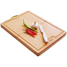 厨房好物# 一竹一木 实木厨房切菜砧板 8.8元包邮(11.8-3券)