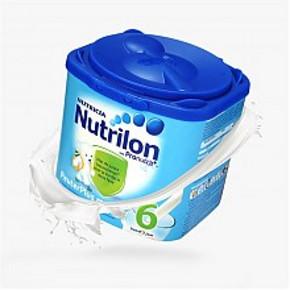 PLUS会员专享# Nutrilon 诺优能 婴幼儿奶粉 6段 400g 62.3元(55+7.3)