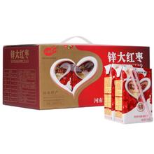 三剑客 锌大红枣 乳酸菌饮品 250ml*12整箱装 19.9元