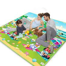 迪士尼 宝宝爬行垫环保加厚 230*180*2cm 68元包邮(118-50券)