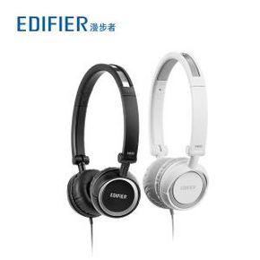 漫步者 H650 头戴式耳机  99元包邮(129-30券)