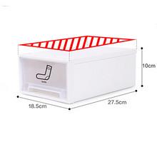 桑代 多层塑料抽屉式收纳箱 5L 9.9元包邮(24.9-15券)