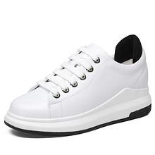 珂卡芙 女真皮运动休闲鞋小白鞋 129元包邮(209-80券)