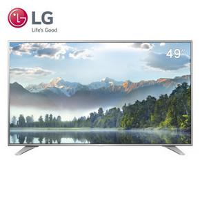 LG 49UH6500-CB 49英寸高清智能液晶电视 3999元