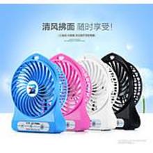 立烁 创意电风扇电池充电风扇 9.9元包邮