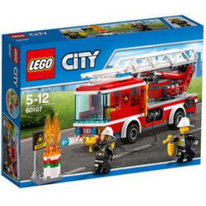 LEGO 乐高 City 城市系列 云梯消防车 折113.5元(2件88折)