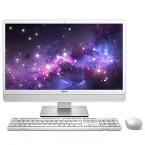 戴尔 Inspiron 3464-R1428W 23.8英寸一体电脑 3699元(3999-300)