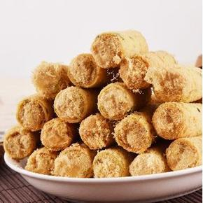 妈阁 饼家手工鸡蛋卷260g*2盒 多口味可选  34.8元(49.8-15券)