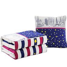 办公族必备# RCK  被子抱枕两用空调被 41元包邮(61-20券)