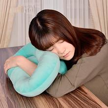 睡午觉啦# 莱德尼诺 办公室午睡卡通抱枕 17.9元包邮(22.9-5券)