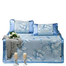 维科家纺 天然冰丝编织冰丝席三件套 69元包邮(99-30券)