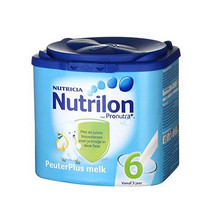 Nutrilon 荷兰牛栏 婴幼儿奶粉 6段 400g*2罐 120元包邮(65*2-10券)