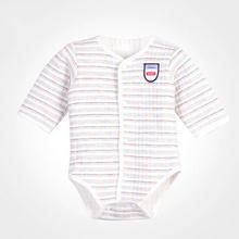 婴得利 新生儿三层夹棉连体包屁衣爬服 25元包邮(45-20券)