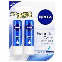 妮维雅天然型润唇膏4.8g*2支 19.9元
