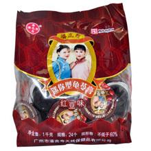 潘高寿 龟苓膏 红豆味 41g*24个   19.9元