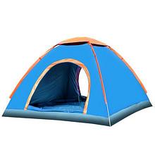 野营必备# 威迪瑞 户外全自动帐篷双人帐篷 1.5*2m 49.9元包邮(69-20券)