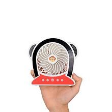 舞阳万代 usb可充电随身携带萌猴迷你风扇 14.9元包邮(29.9-15券)