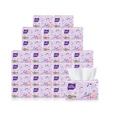 母婴适用# 亨奇 三层原生竹浆抽纸 120抽*24包 29.9元包邮(39.9-10券)
