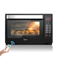 烘焙高手# 美的 用多功能全自动智能电烤箱 32L 349元包邮(499-150券)