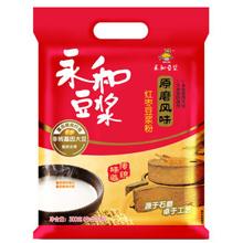 永和 红枣豆浆粉 300g 折7.8元(12.8,99-40)