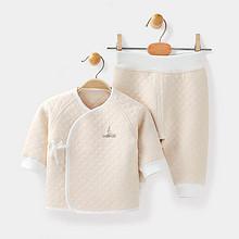 柔软舒适# 酷尾巴 保暖纯棉内衣套装 32元包邮(47-15券)