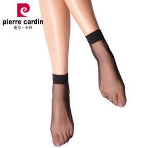 皮尔·卡丹 透明短袜 10双装 19.9元包邮