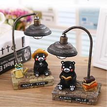 纯手工制品# 熊本熊 LED小夜灯创意摆件 16.8元包邮(19.8-3券)