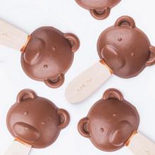 100%无糖# amovo 魔吻 手工黑巧克力礼盒 80g 14.9元包邮(29.9-15券)