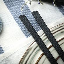 匠心品质# 宜马 时尚防滑不锈钢合金筷 10双 5.7元包邮(25.7-20券)