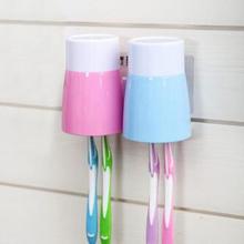 乐彼 创意壁挂吸盘牙刷架 5.8元包邮(10.8-5券)