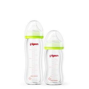 贝亲  AA70 宽口径玻璃奶瓶 240ml 129元