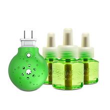 夏季驱蚊# 家德宝 儿童电热蚊香液 3瓶1器 9.9元包邮(32.8-2.9-20券)
