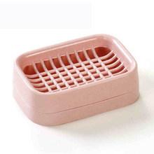 拍下3件# 茶花 双层沥水肥皂盒 8.85元(9.9-3券)